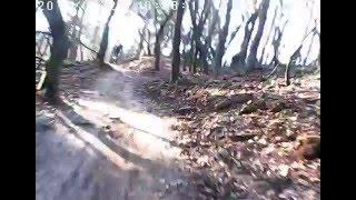 Mountainbikeroute Leersum - Ginkelduin