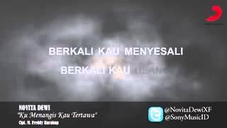 Novita Dewi - Ku Menangis Kau Tertawa   budi12.wapka.mobi