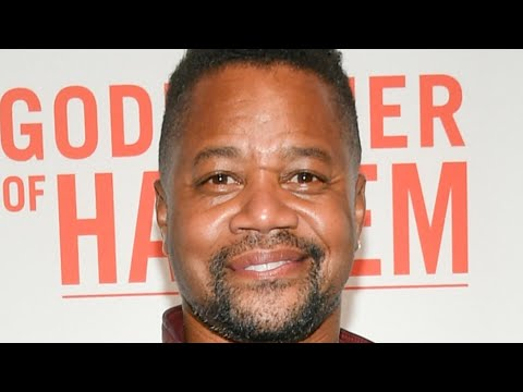 Sketchy Things Everyone Just Ignores About Cuba Gooding Jr.