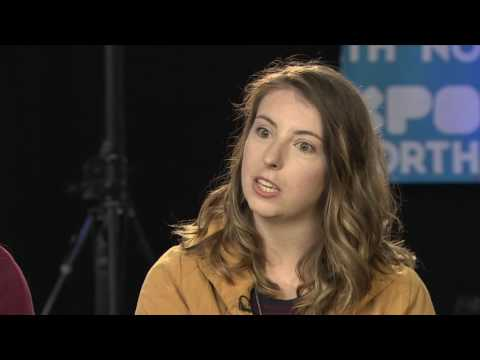 XpoNorth Live! 2016: Interview with Nikki & Julia Richardson