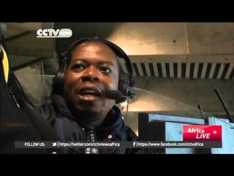 Martin Camus brings new life to Cameroon's airwaves