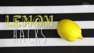 Lemon Hacks: How To Get More Juice Out of a Lemon