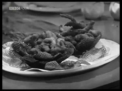 Adventurous Cooking with Fanny Cradock - Fish (Part 3 of 3)