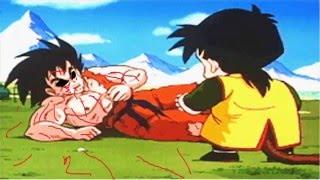 El episodio perdido de Dragon Ball Z : La Muerte de Goku - Creepypasta
