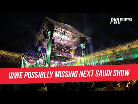 WWE To Possibly Miss Next Saudi Show, What Could Happen To Missed Show