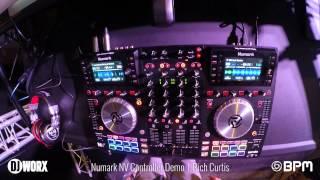 BPM 2014: Numark NV Serato DJ Controller Demo
