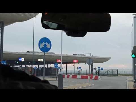 Пересечение границы Польша-Украина на машине за 20 минут.Где нет очереди?