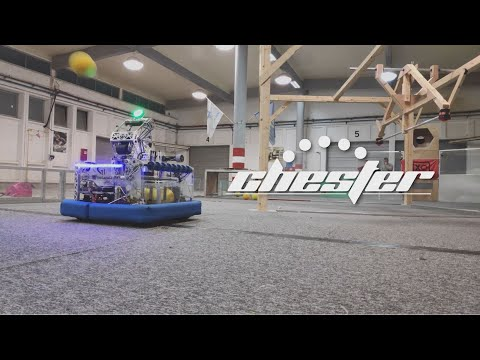 "FRC Team 1690 Orbit 2020 Robot Reveal - ""CHESTER"""