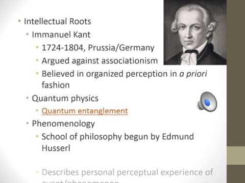 Gestalt Psychology 1