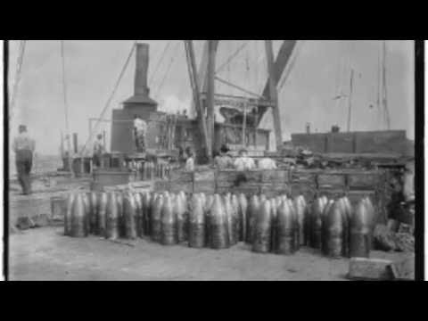 Explosion at New York harbor in 1916! Student documentary of Black Tom's 100th anniversary!