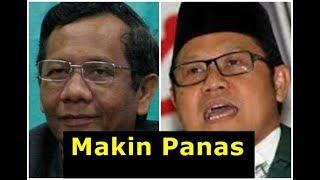 Mahfud Tolak Jadi Ketua Timses Jokowi, Tanggapan Muhaimin Bikin Nyesek