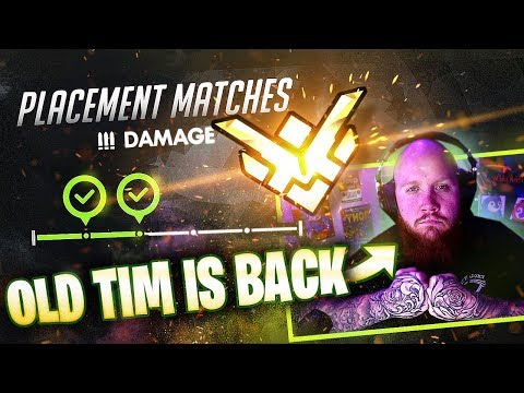 Grandmaster Tim Is BACK!! Overwatch Role Lock Placements! FT. SEAGULL, LASSIZ, EMONGG & KEPHRII