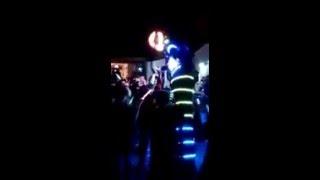 ROBERMAN LED SHOW - ROBOT PARA EVENTOS - CEL 15 5833 9472