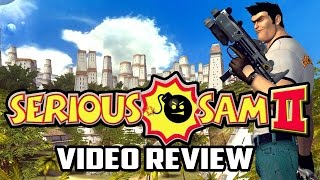 Serious Sam 2 PC Game Review