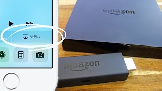 Amazon FireTV Stick iPhone AirPlay verwenden, AirReceiver Tutorial auf Deutsch