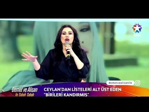 Ceylan - Birileri Kandırmış (TV programı performans) ®️