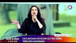 Ceylan - Birileri Kandırmış (TV programı performans) ®️ Resimi