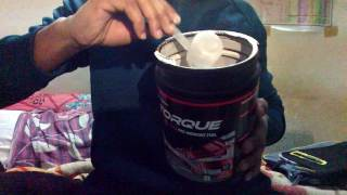 MuscleBlaze  Torque-Brute force  Pre-Workout supplement review (Beginner's point of view)
