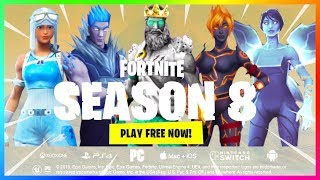 SEASON 8 SKINY CARNET DISCOVERED?! NEW GAME STORYLINE, CHANGES | FORTNITE