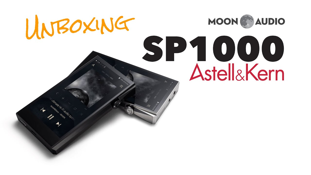 Astell & Kern A&ultima SP1000 Music & Media Player