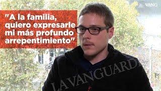 Ricard Pinilla pide perdón | Crimen Cajero Barcelona