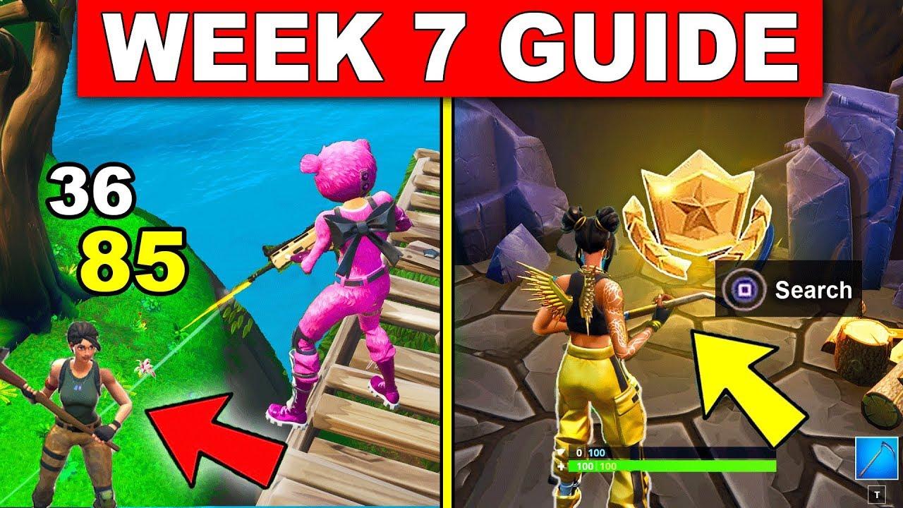 Week 7 guide fortnite