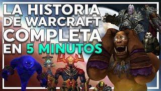 Lore COMPLETO de Warcraft Resumido en 5 Minutos