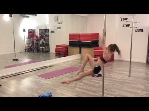 Pole Sport 🤩 Pole Fitness 💪 Pole Dance