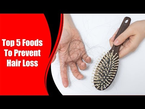 Top 5 Foods To Prevent Hair Loss | Love Healthy Life