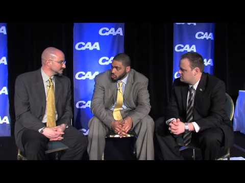George Mason's Ryan Pearson Interview - 2011-12 CAA Men's Basketball Player of the Year