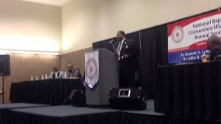 Pastor Isaac Culver Jr- National Baptist Convention