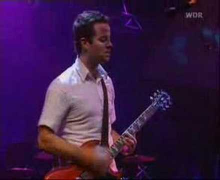 10 - Jimmy Eat World - No Sensitivity Live