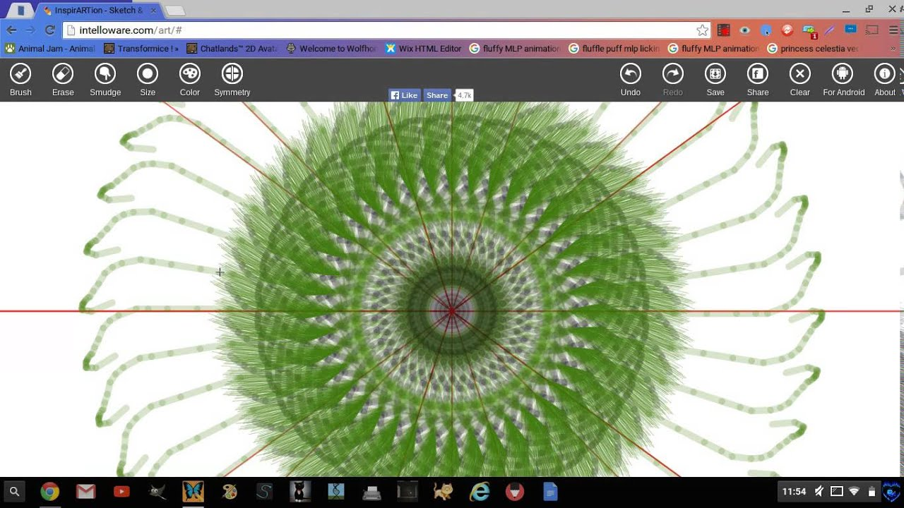 Drawing websites youtube for Drawing websites