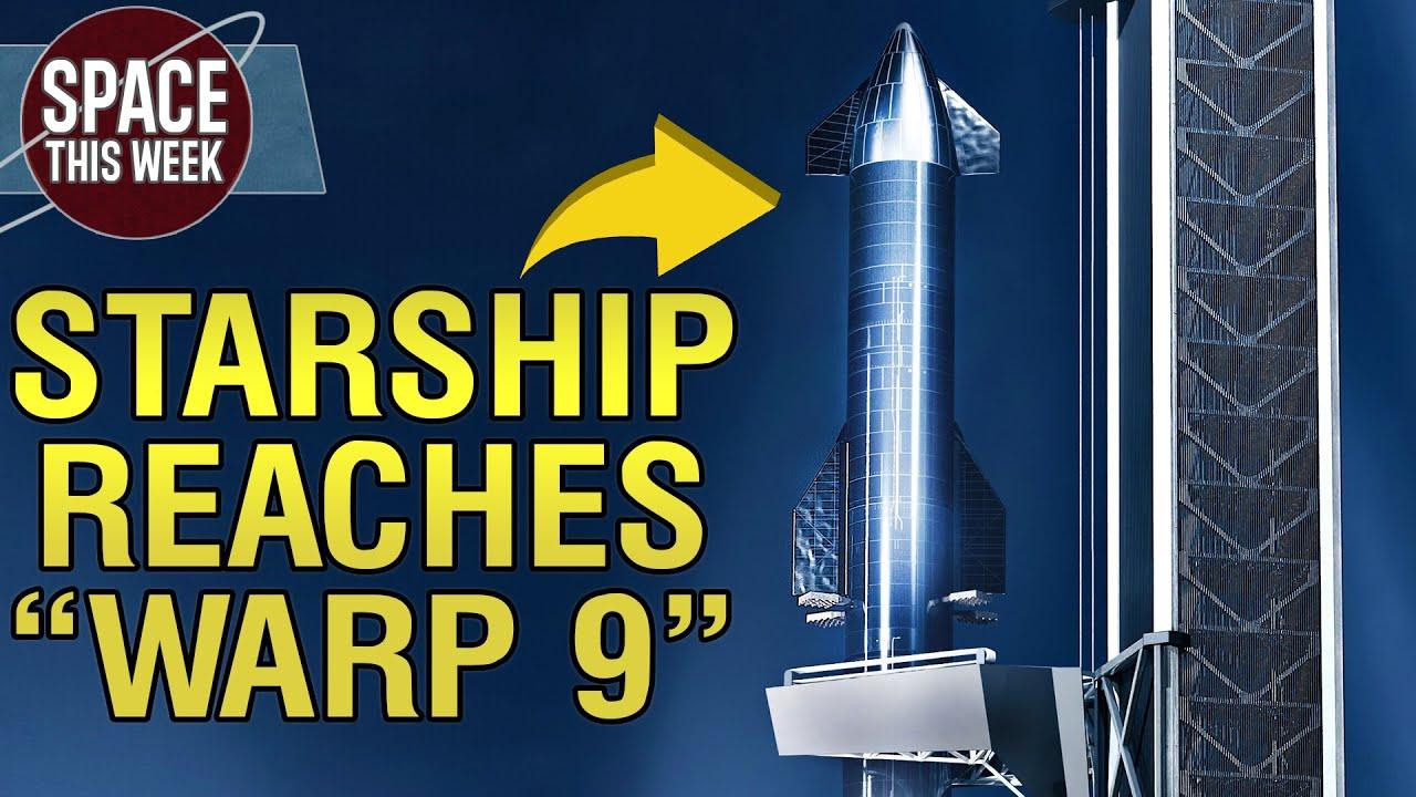 "SpaceX Starship Development Reaches ""WARP 9"" Speed, Blue Origin Leak Reveals Starship Rival!"