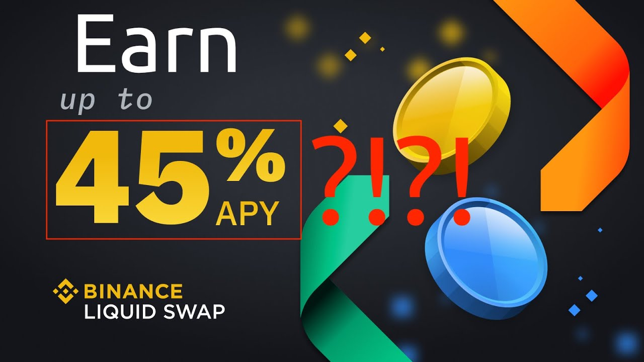 Earn 45% on Binance!?!?