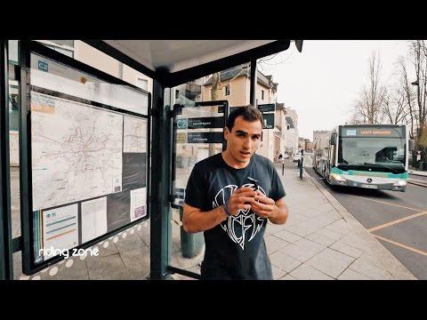 Défi Parkour : comment ne plus louper son bus ? (feat. West Coast Family)