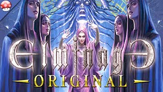 Elminage ORIGINAL Priestess of Darkness and The Ring of the Gods Gameplay (PC)