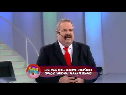 Gilberto Barros Apresenta As Atrações Do Programa - Sábado Total 26/04/2014