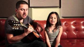 Adele Acoustic Cover (Jorge and Alexa Narvaez) - Rolling in the Deep [Official]