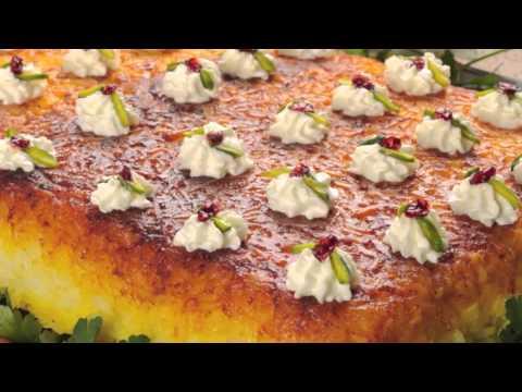 Iranian Food & Drinks