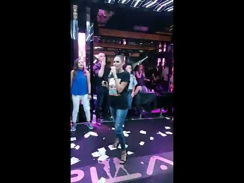 Lorena- Zhena za ludnitsata live @ Plazza Dance, Sofia