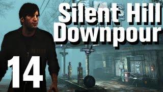 Silent Hill Downpour Walkthrough Part 14 - Stop the Patrol Cars