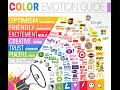 How To Choose A Color For A Logo Or A Brand