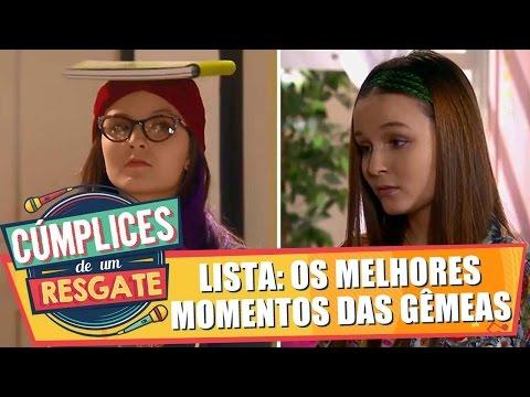 Os Melhores Momentos Das Gêmeas Isa E Manu