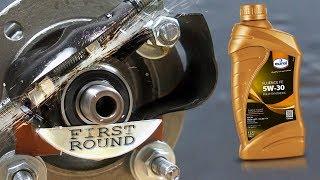 Eurol Fluence FE 5W30 Jak skutecznie olej chroni silnik?
