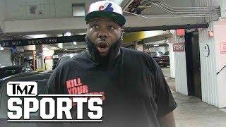 Killer Mike  Colin Kaepernick's Person of the Year, NOT Donald Trump | TMZ Sports