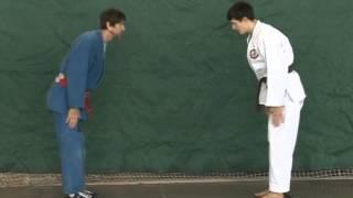 Обучение системе рукопашному бою Часть 31