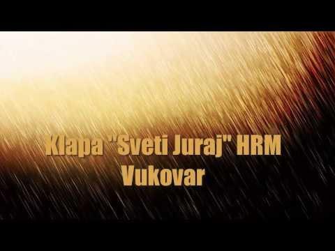 """Vukovar - Klapa """"Sveti Juraj"""" HRM"""