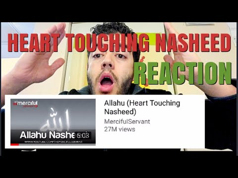 ALLAHU (HEART TOUCHING NASHEED) REACTION VIDEO | IN 8 LANGUAGES