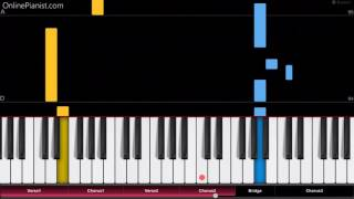 Descendants 2 - You and Me - EASY Piano Tutorial - Disney's Descendants 2 OST
